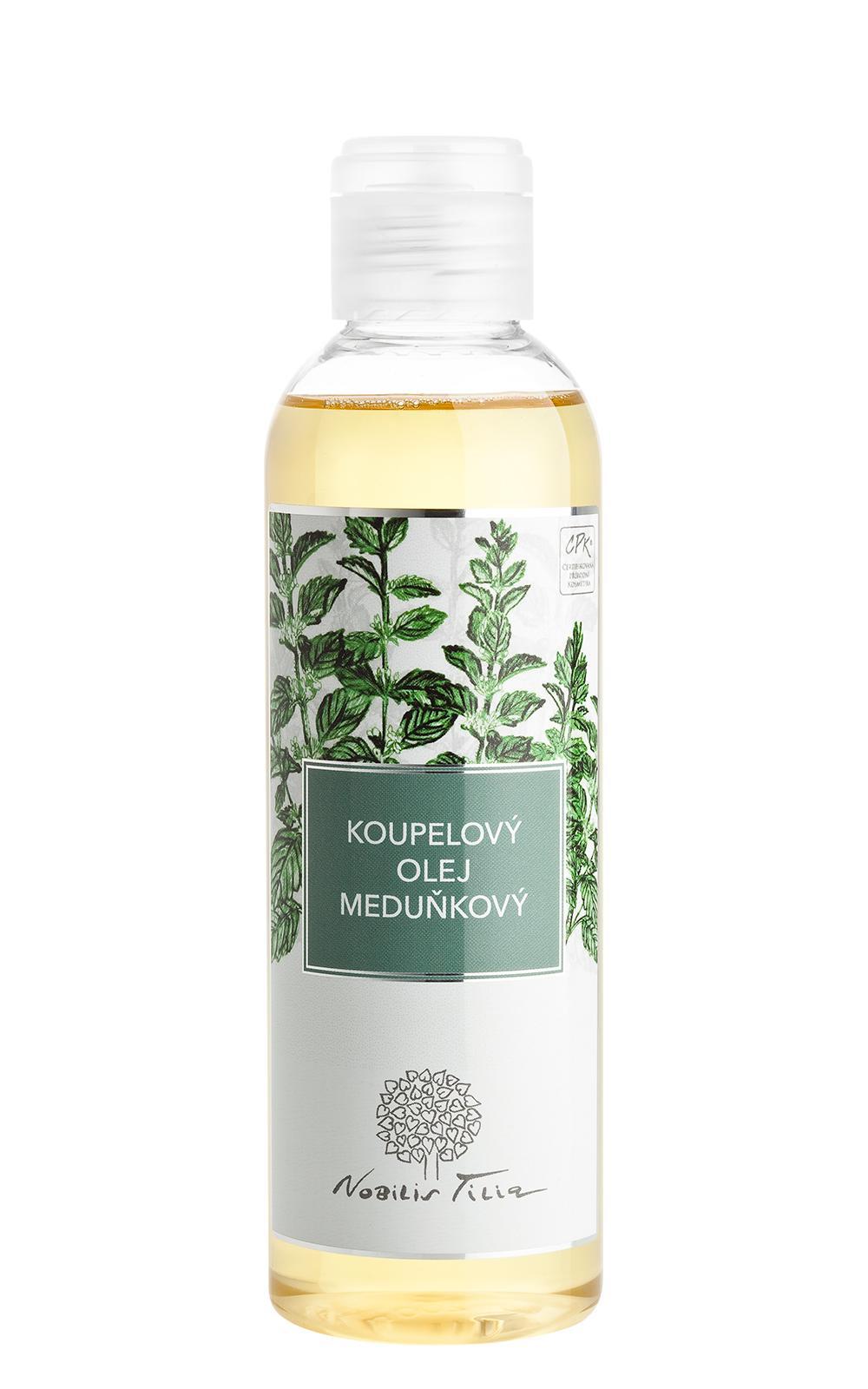 Nobilis Tilia Koupelový olej meduňkový - 200 200 ml