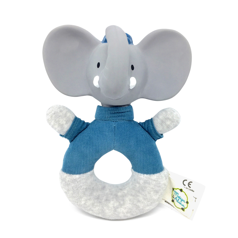 Meiya&Alvin Chrastítko / kousátko - sloník Alvin