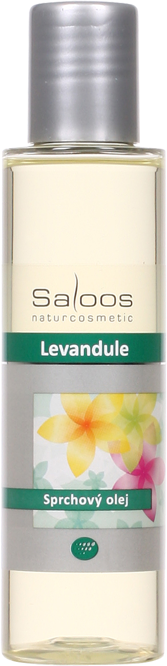 Saloos Levandule - sprchový olej 125 125 ml