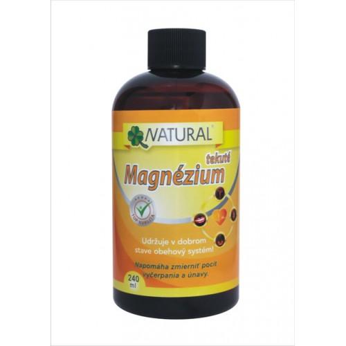 Tekuté Magnesium 150 mg, 240 ml