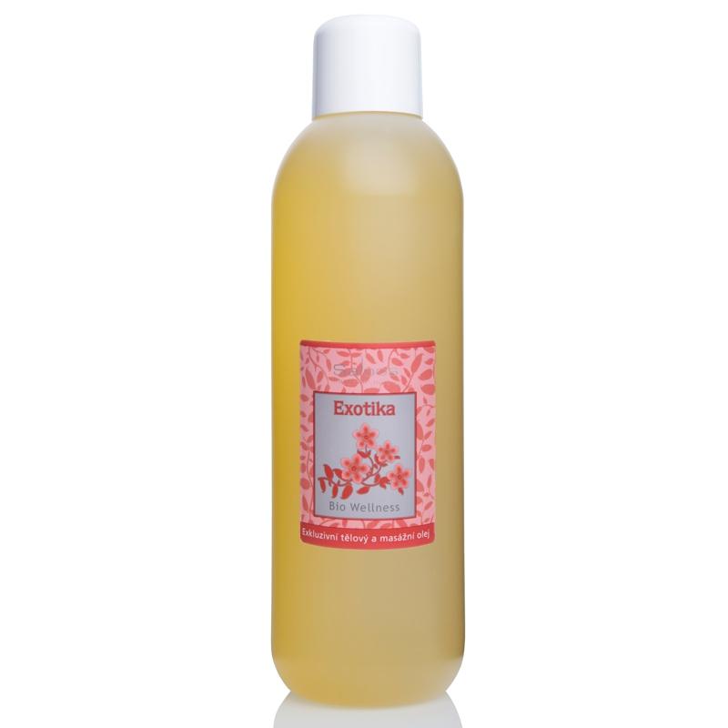 Saloos Wellnes Exotika - Tělový a masážní olej 1000 1000 ml