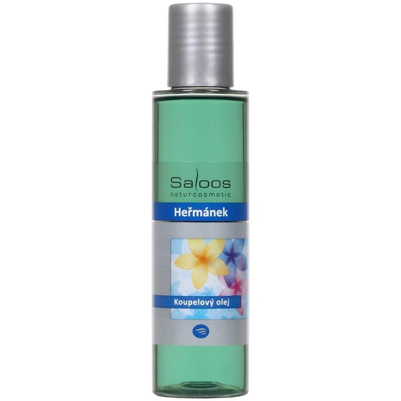 Saloos Heřmánek - koupelový olej 125 125 ml
