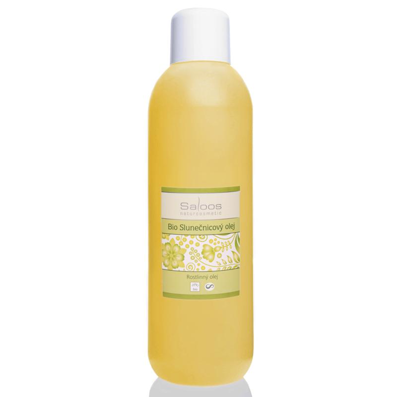 Saloos Slunečnicový olej 1000 ml 1000 ml