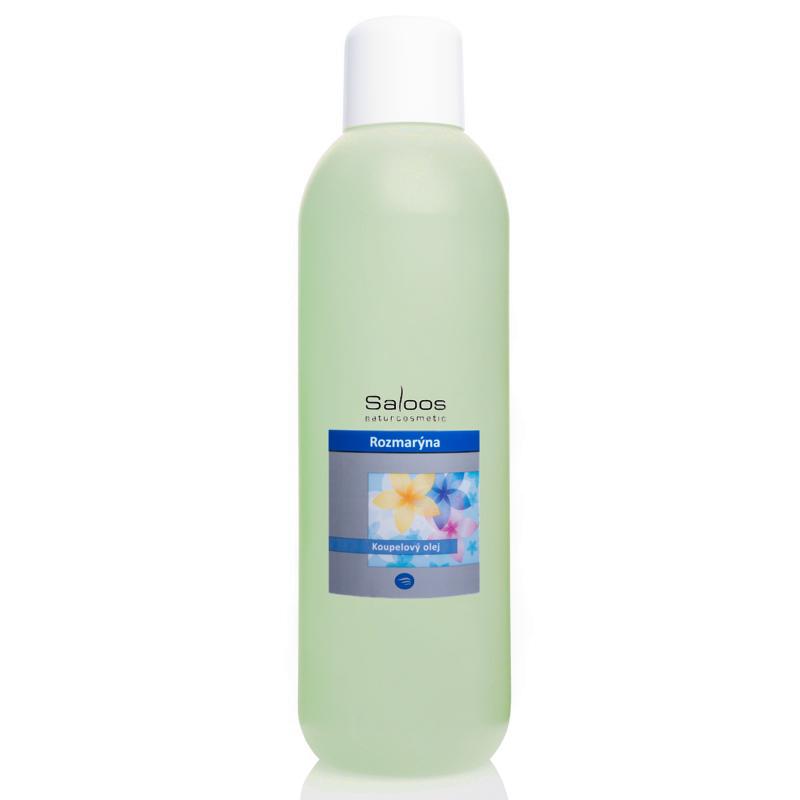 Saloos Koupelový olej Rozmarýn 1000 1000 ml