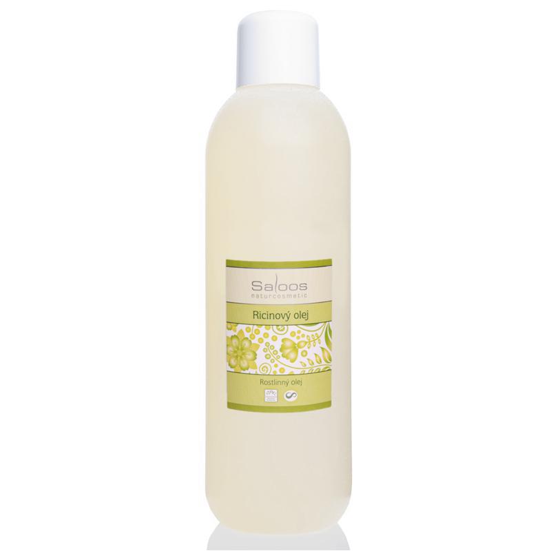 Saloos Ricinový olej 1000 1000 ml