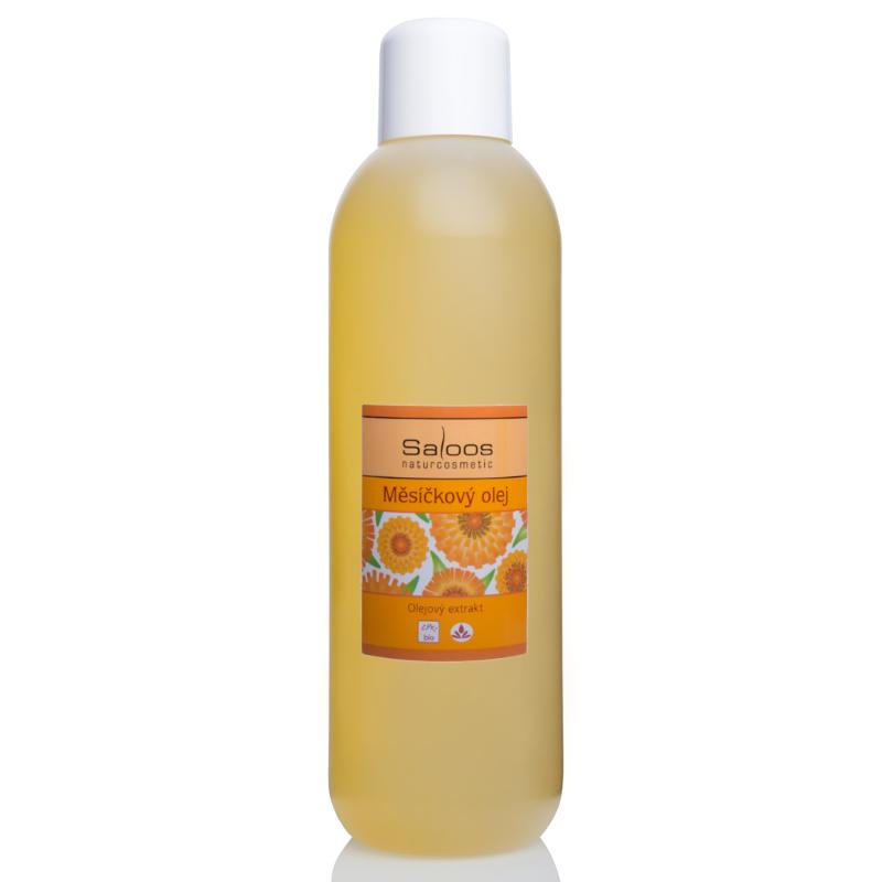 Saloos Měsíčkový olej - olejový extrakt 1000 ml 1000 ml