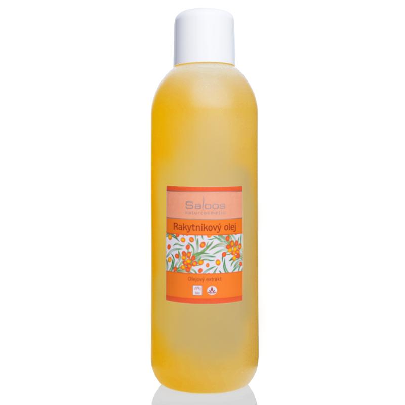 Saloos Rakytníkový olej - olejový extrakt 1000 ml 1000 ml