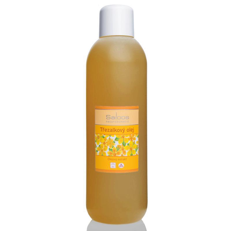 Saloos Třezalkový olej - olejový extrakt 1000 ml 1000 ml