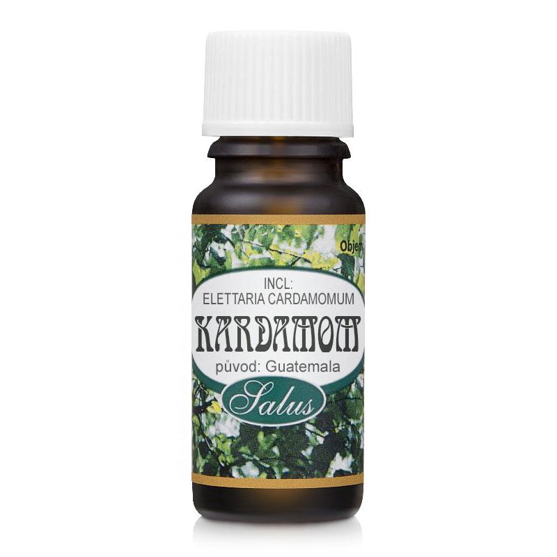 Saloos Kardamom - esenciální olej 50 ml 50 ml