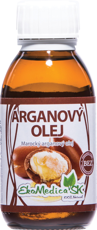 EkoMedica Arganový olej 100% 100 ml