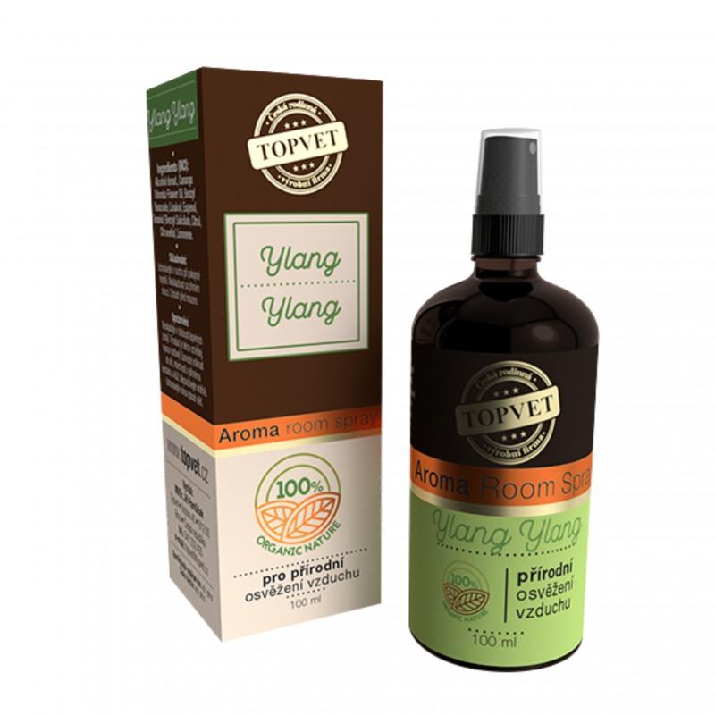 TOPVET Aroma Room Spray - Ylang Ylang 100 ml 100 ml