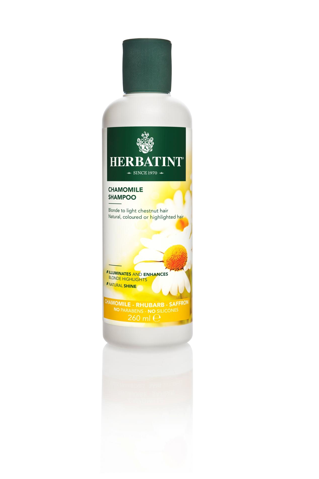 Camomile Shampoo – Heřmánkový šampon, 260ml