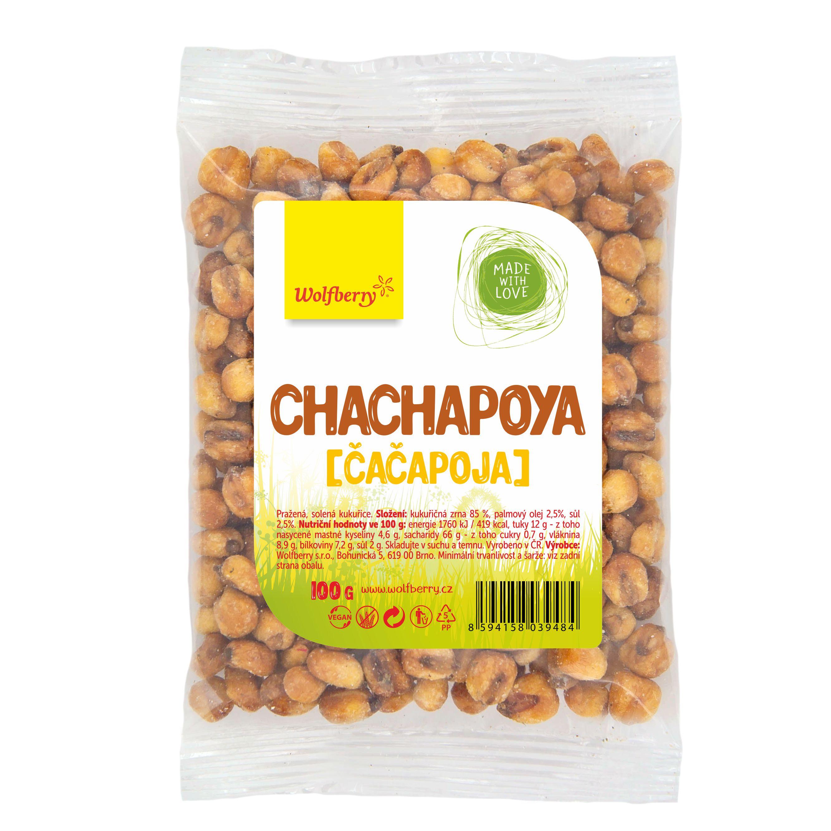 Wolfberry WF Chachapoya 100 g Wolfberry 100 g