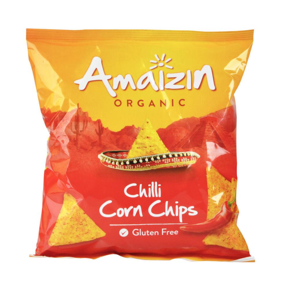 AKCE SPOTŘEBA: 30.04.2019 Chipsy kukuričné chilli 75 g