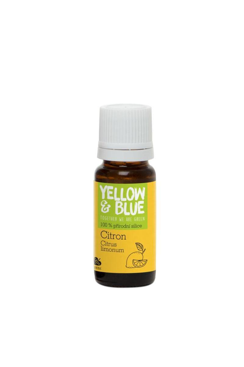 Yellow & Blue Silice citron (10 ml) 10 ml