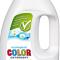 COLOR tekutý prací prostředek na barevné prádlo LIME s BIO esenciálními oleji 1,5L