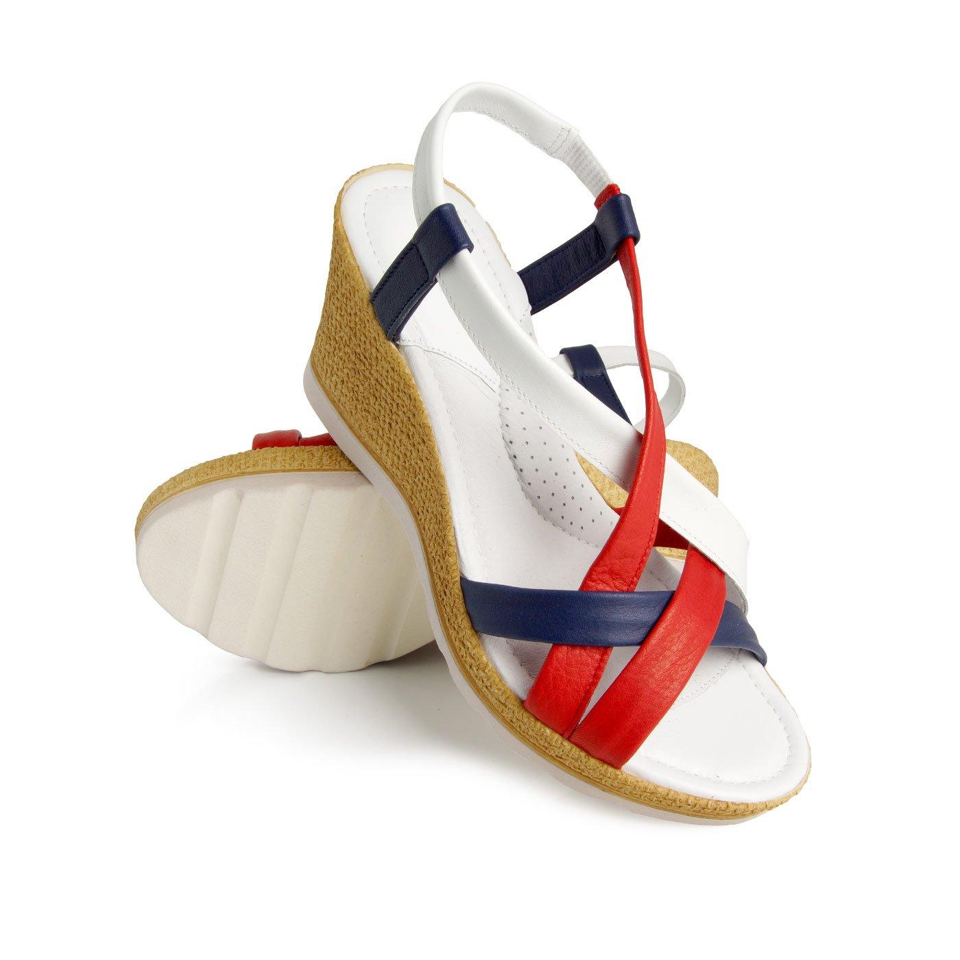 2d4c8d8ab Batz Batz dámské zdravotní sandály Miami Red 37 37