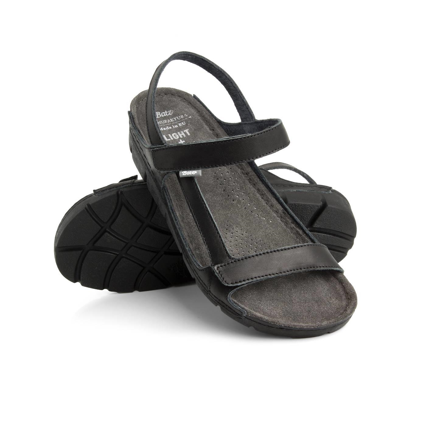 c0681839f Batz Batz dámské zdravotní sandály Terka Black 36 36