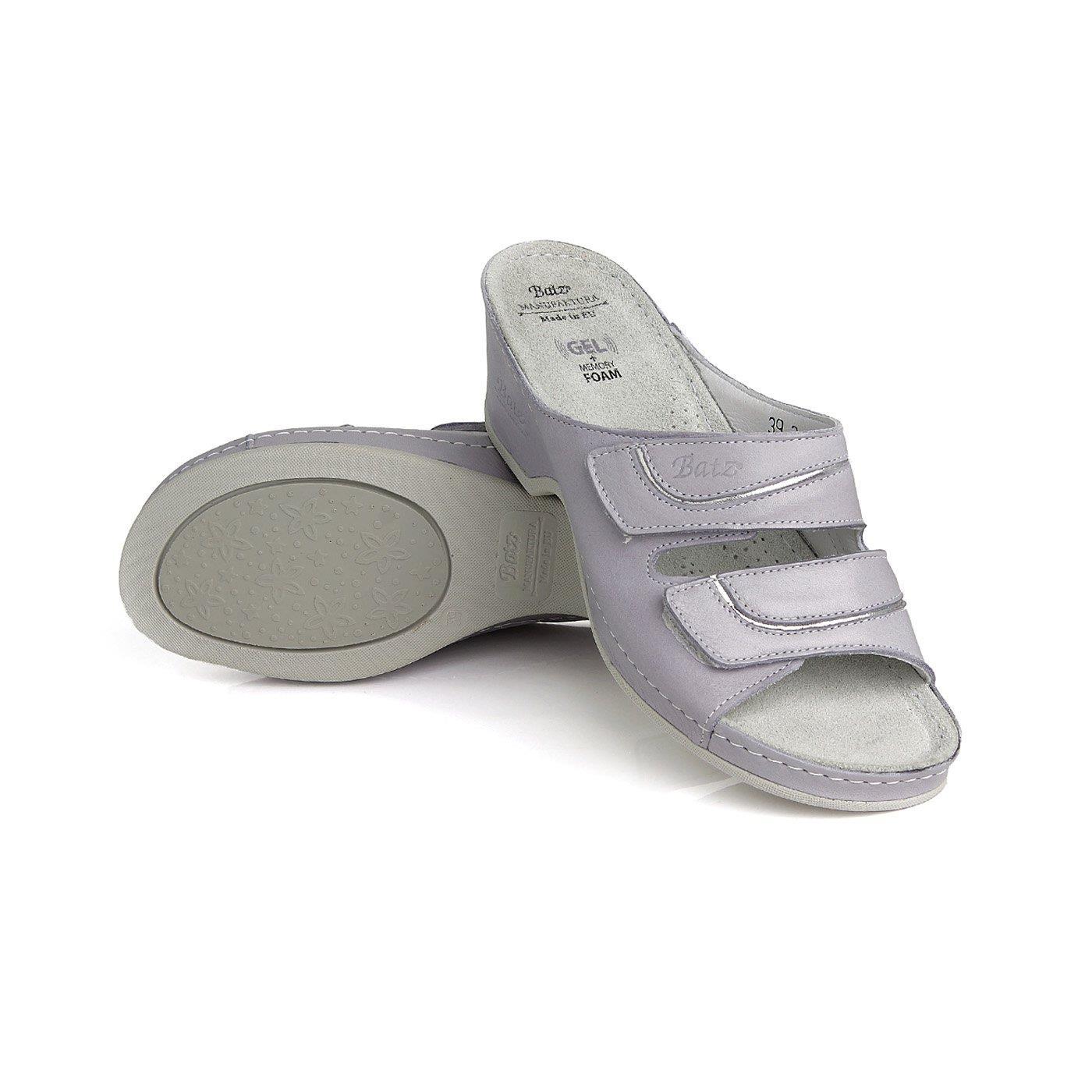 Batz Batz dámské zdravotní pantofle Eszter Purple 40 40