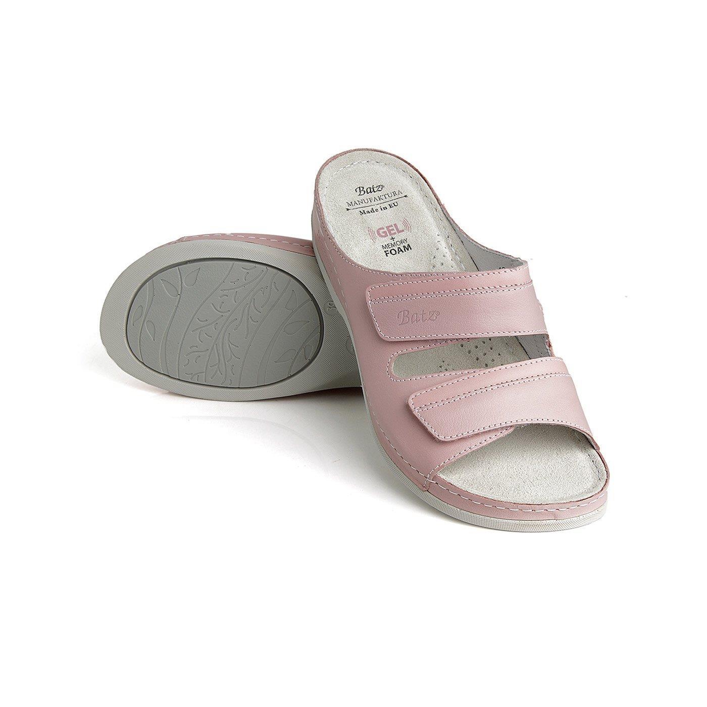 *Batz dámské zdravotní pantofle Rea Pink 40