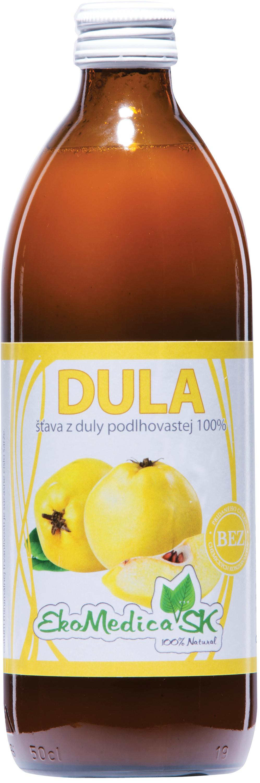 EkoMedica Šťáva Dula 100% - 500 ml 500 ml