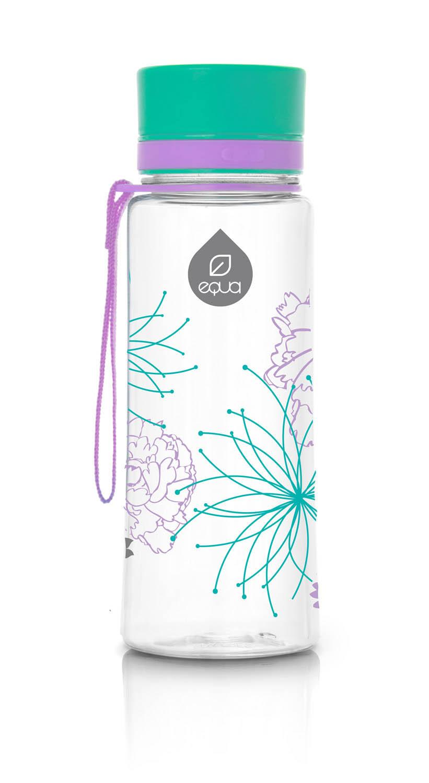 Láhev Equa Flower, 600 ml