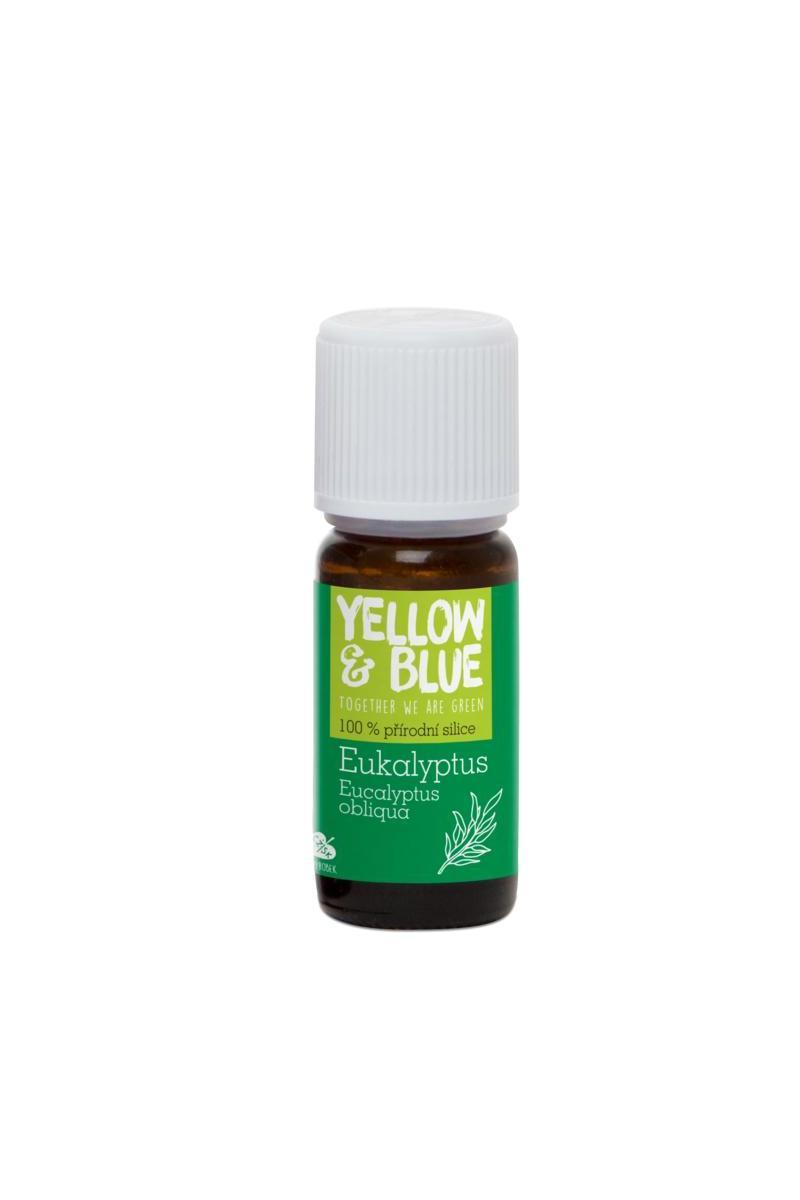Yellow & Blue Silice eukalyptus (10 ml) 10 ml