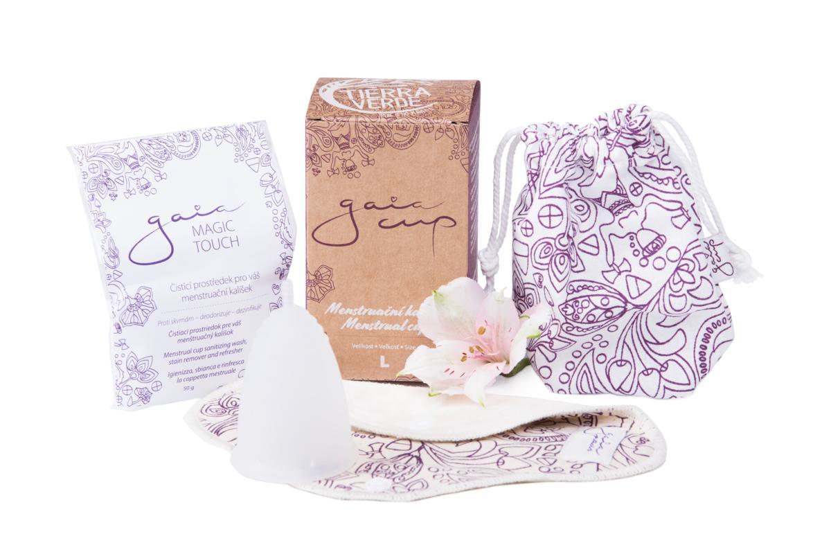 Gaia Cup - menstruační kalíšek L