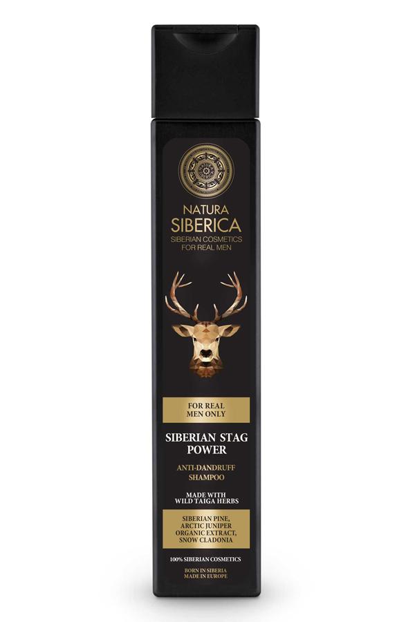 Šampon proti lupům Sibiřský jelen