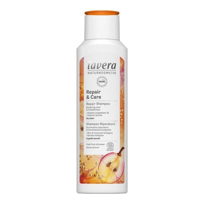 Lavera Šampon Repair & Care 250 ml 250 ml