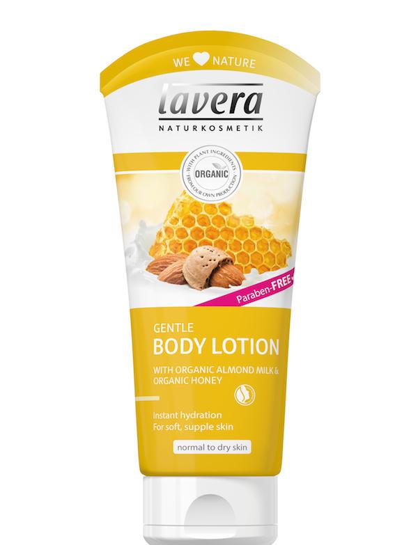 Lavera Tělové mléko - Bio mléko-med 200 ml