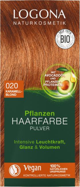 Logona Logona barva na vlasy - Sahara - 100g 100g