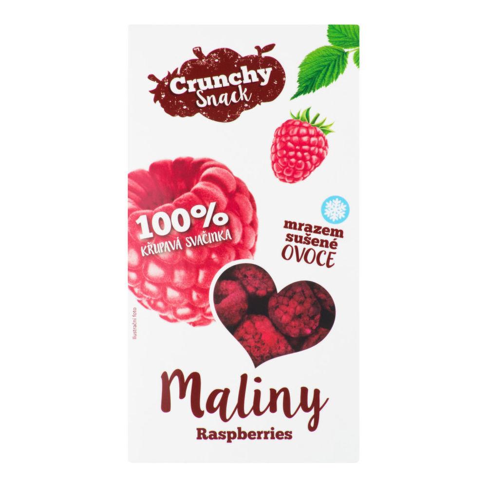 Country Life Maliny sušené mrazem 20 g ROYAL PHARMA® 20 g