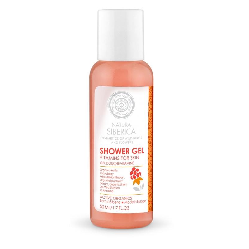 Sprchový vitamínový gel - Cestovní balení