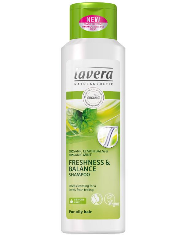 Lavera Šampon Balance 250 ml 250 ml