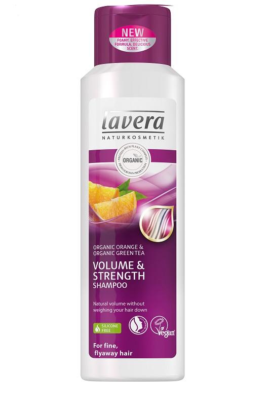 Lavera Šampon Volume & Strength 250 ml 250 ml