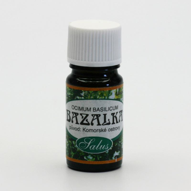 Saloos Éterický olej BAZALKA 5 ml 5 ml