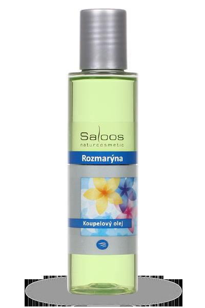 Saloos Koupelový olej Rozmarýn 125 ml