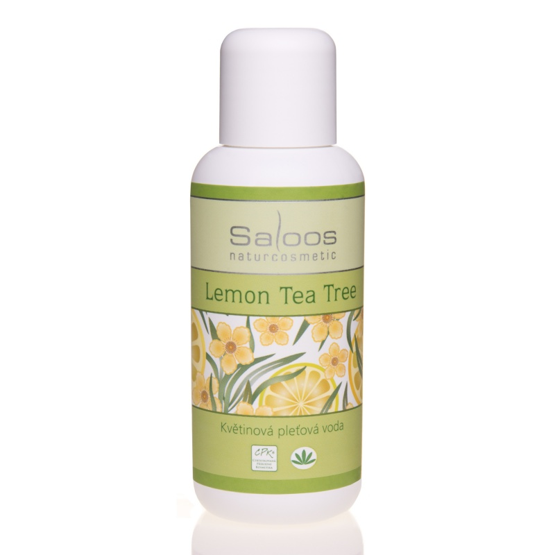Saloos Lemon Tea tree - pleťová voda 100 100 ml