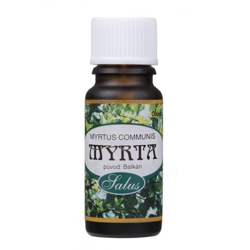 Saloos Éterický olej MYRTA 10 ml 10 ml
