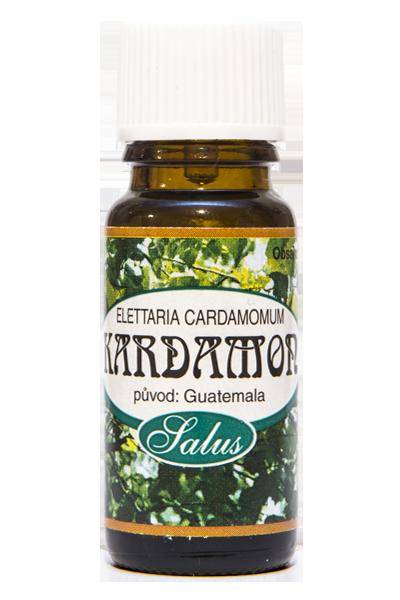 Saloos Éterický olej KARDAMON 5 ml 5 ml
