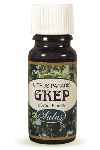 Saloos Éterický olej GREP 10 ml 10 ml