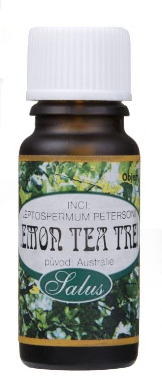 Saloos Éterický olej LEMON TEA TREE 10 ml 10 ml