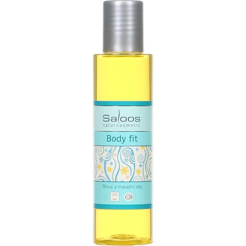 Body Fit - tělový a masážní olej 125