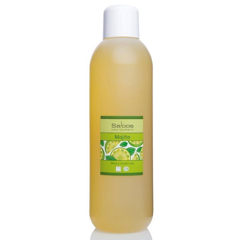 Saloos Mojito - Tělový a masážní olej 1000 1000 ml