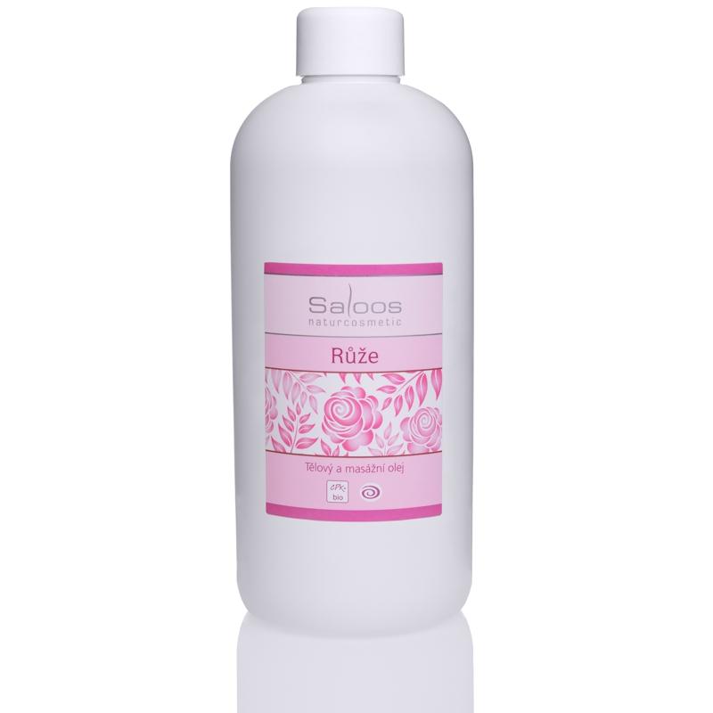 Saloos Růže - tělový a masážní olej 1000 1000 ml