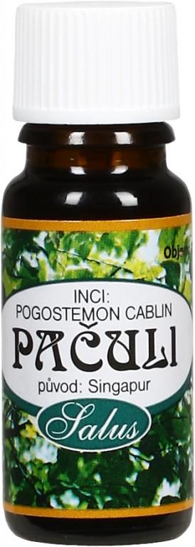 Saloos Éterický olej PAČULI 10 ml 10 ml