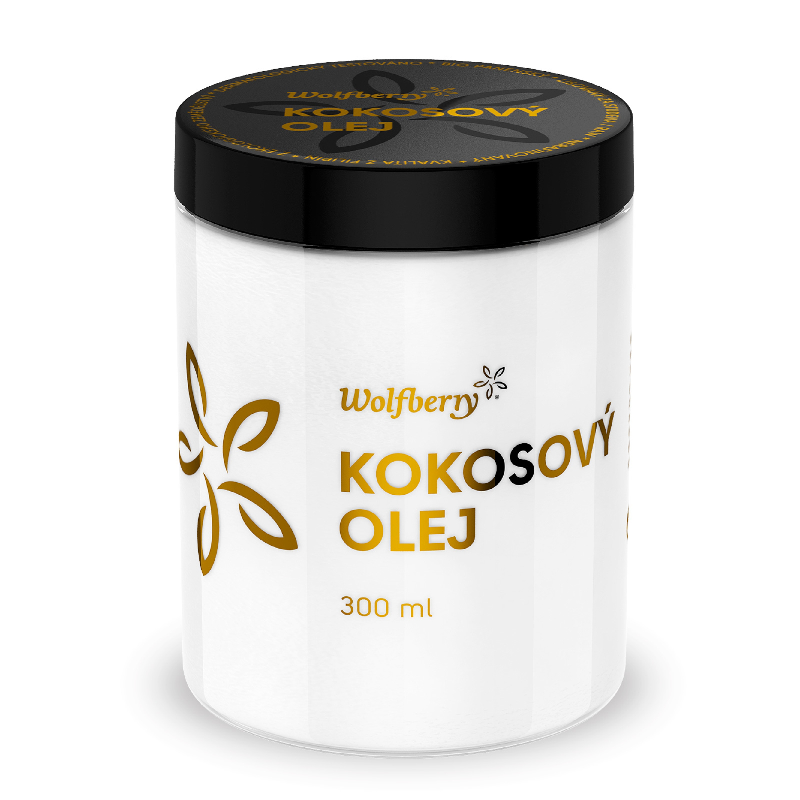 Wolfberry WF Panenský kokosový olej BIO 300 ml Wolfberry * 300ml