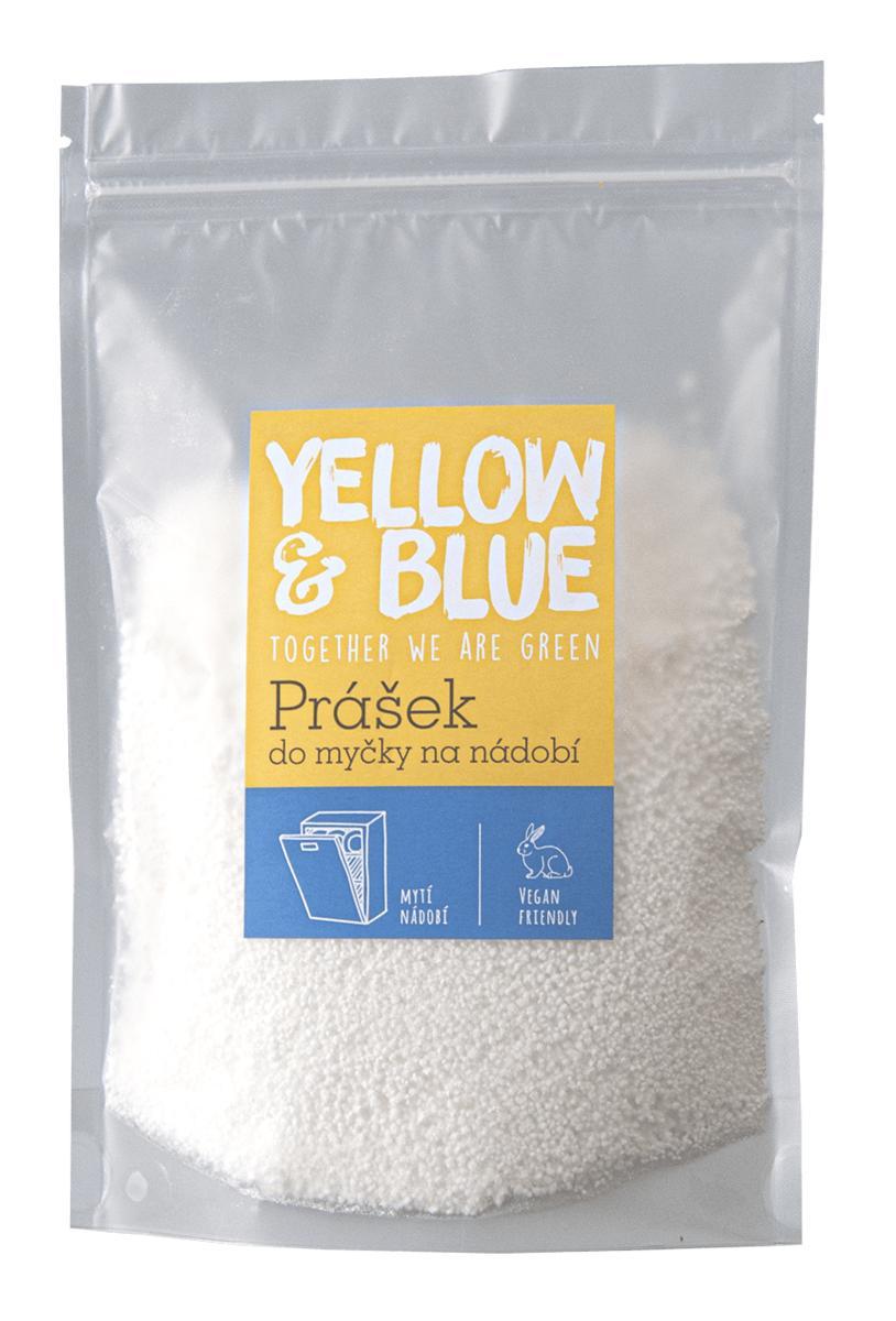 Yellow & Blue Prášek do myčky (zip sáček 250 g) 250 g