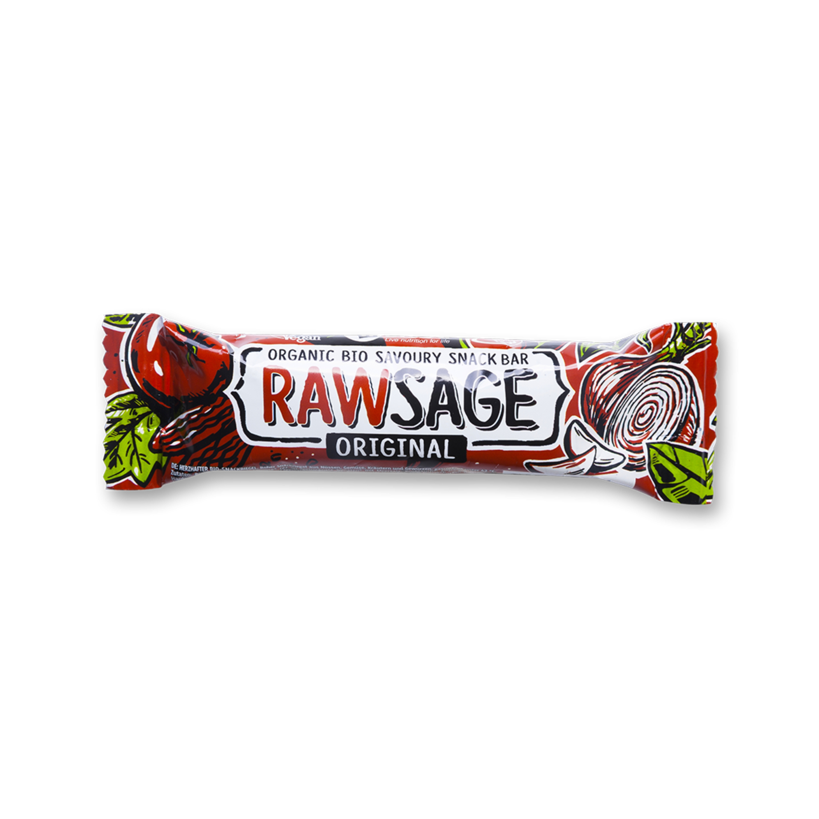 3eb8d10a5afc Rawsage BIO RAW 25 g Lifefood - BIO a přírodní kosmetika